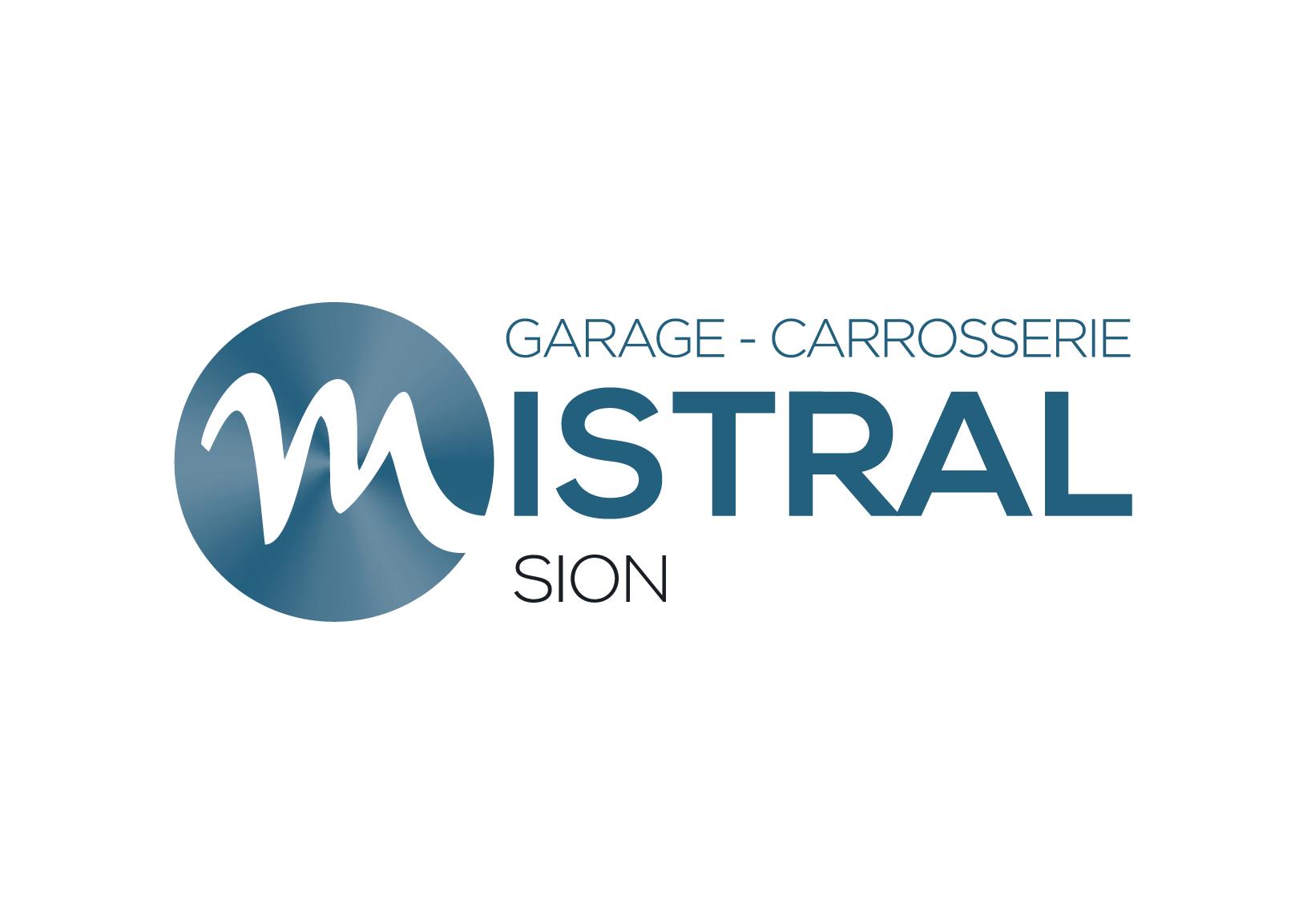 Logo Garage et Carrosserie Mistral Sion SA