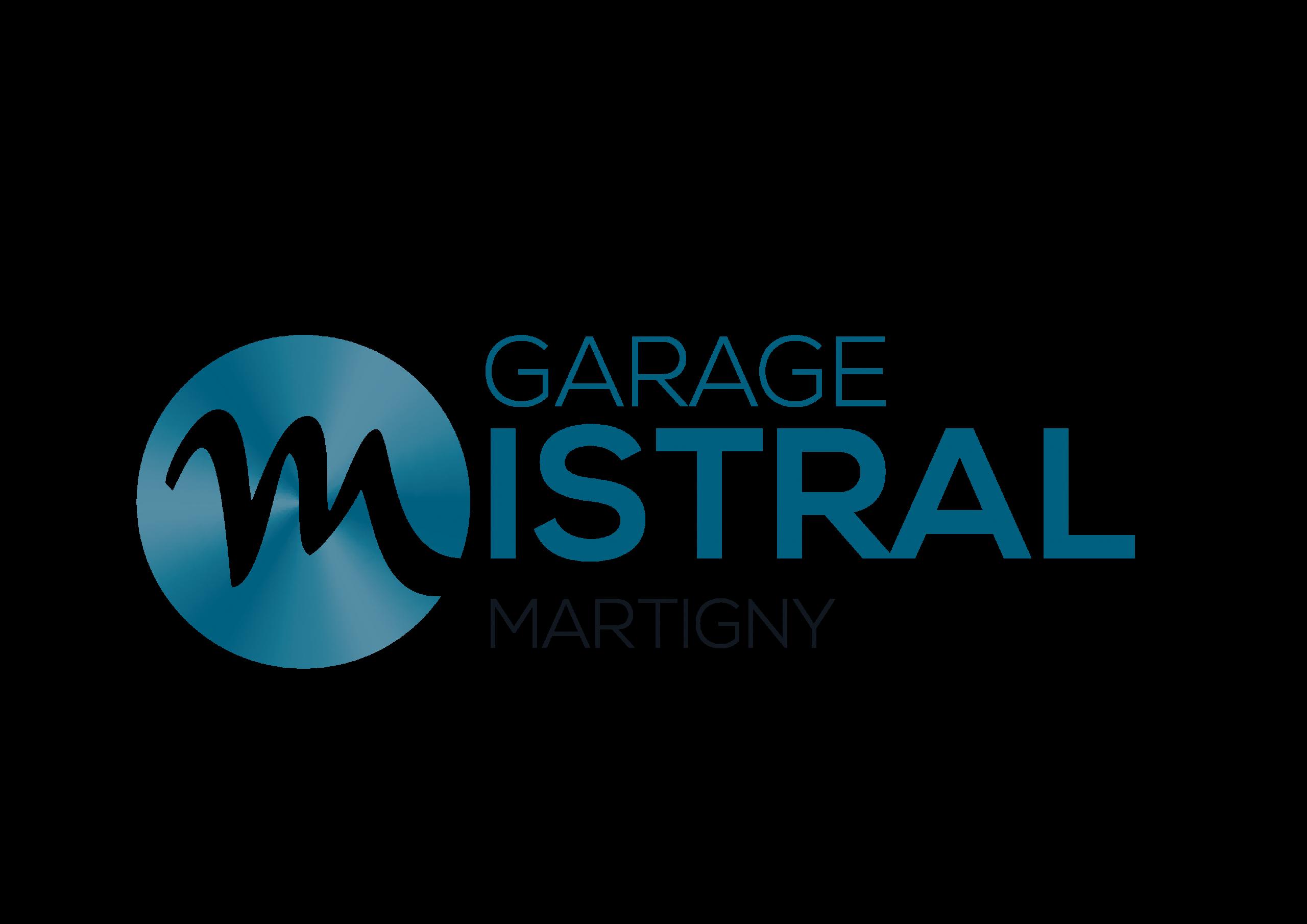 Logo Garage Mistral Martigny
